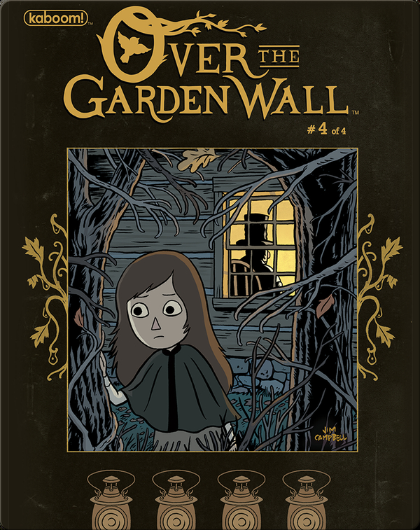 Over The Garden Wall #4