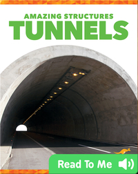 Amazing Structures: Tunnels