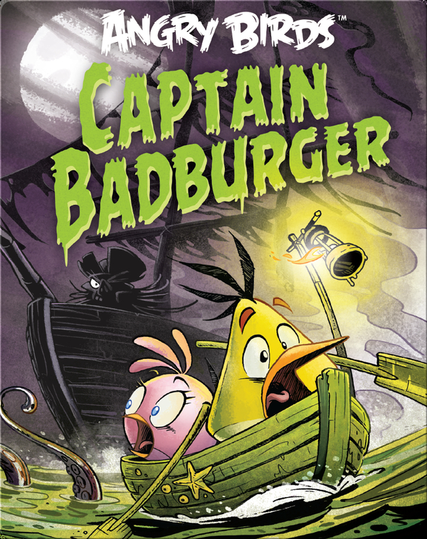 Angry Birds: Captain Badburger