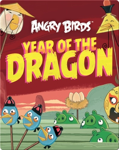 Angry Birds: Year Of The Dragon