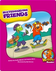 Skateboarding Friends
