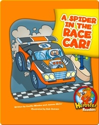 A Spider in the Race Car!