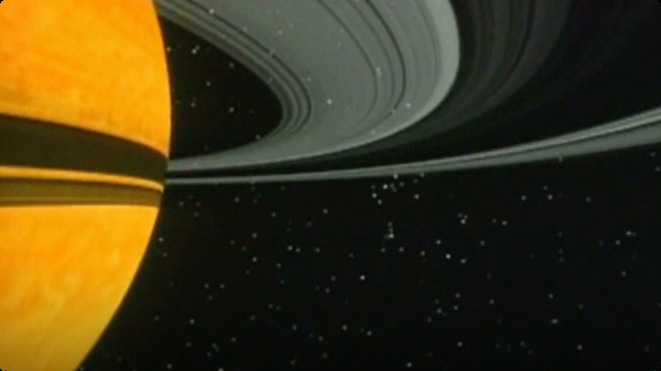 Saturn - Lord of the Rings