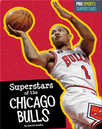 Superstars Of The Chicago Bulls