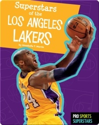 Superstars Of The Los Angeles Lakers