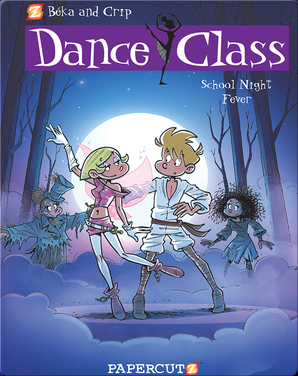 Dance Class #7: School Night Fever