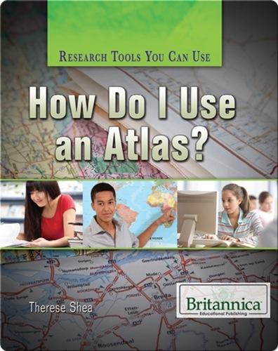 How Do I Use an Atlas?