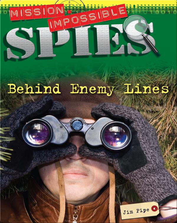 Spies: Behind Enemy Lines