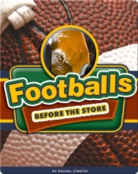 Footballs Before the Store