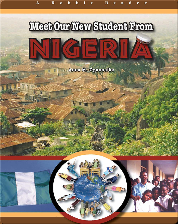 Meet Our New Student From Nigeria