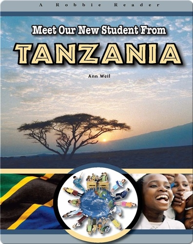 Meet Our New Student From Tanzania