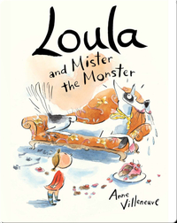 Loula and Mister the Monster