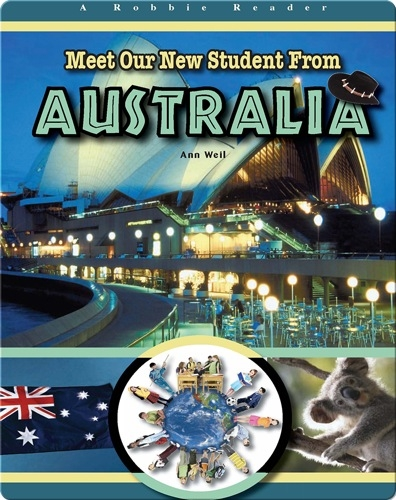 Meet Our New Student From Australia