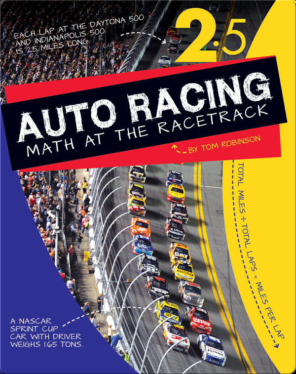 Auto Racing: Math at the Racetrack