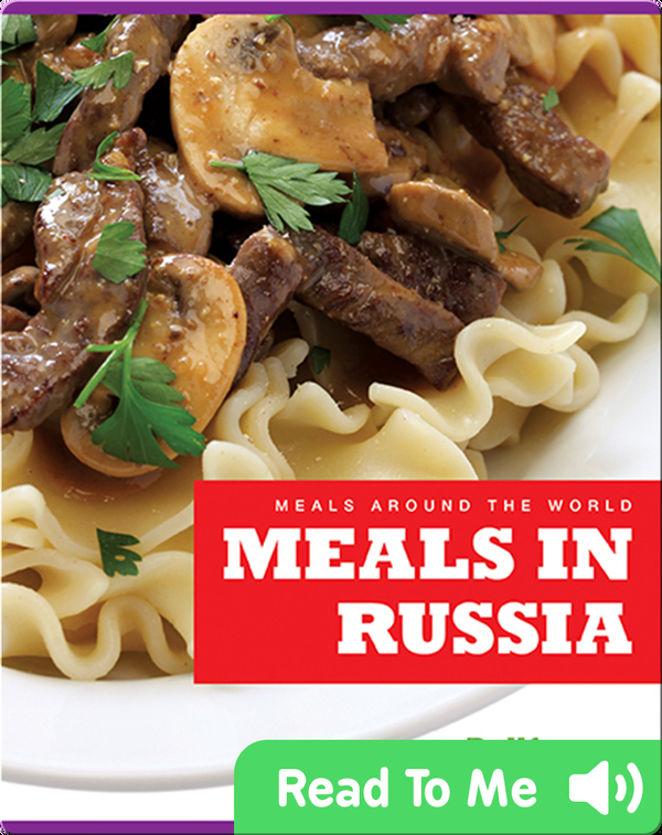 Meals in Russia