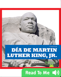 Fiestas: Día de Martin Luther King, Jr.