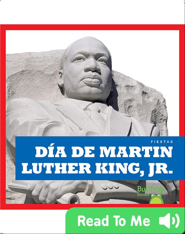 Fiestas: Día de Martin Luther King, Jr.