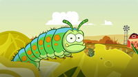 I'm a Caterpillar