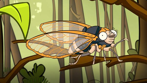 I'm a Cicada