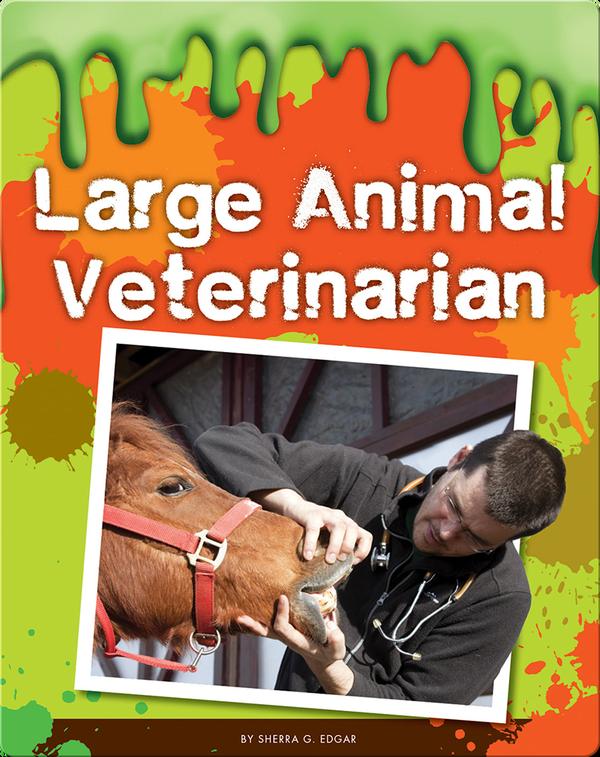 Large Animal Veterinarian