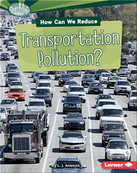 How Can We Reduce Transportation Pollution?