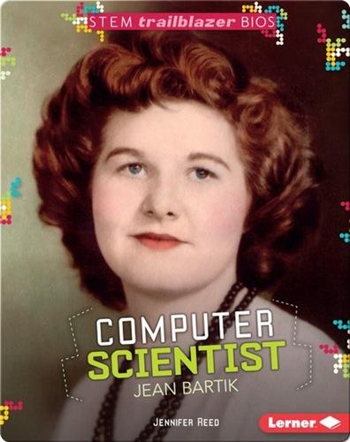 Computer Scientist Jean Bartik