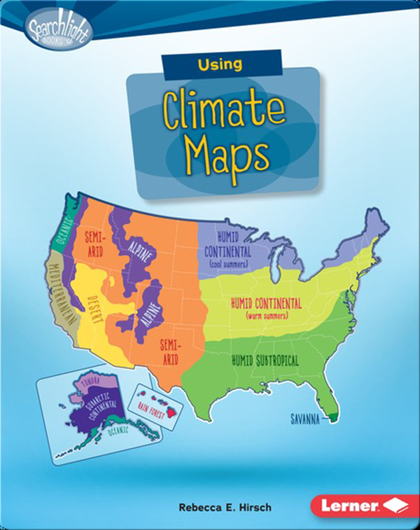 Using Climate Maps