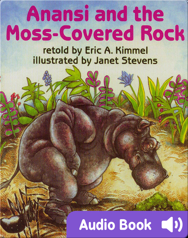 Anansi and the Moss-Covered Rock