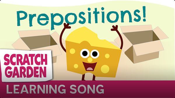 The Prepositions Song