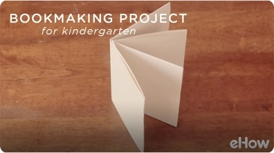 Bookmaking Ideas for Kindergarten