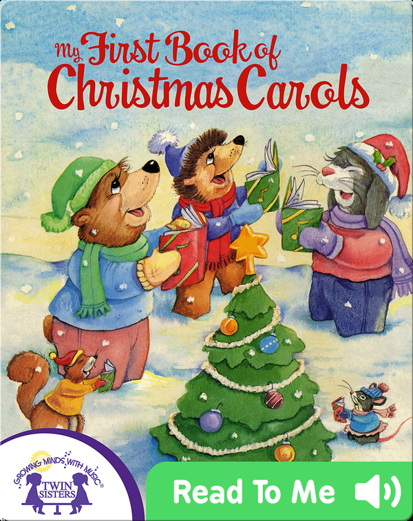 My First Book of Christmas Carols