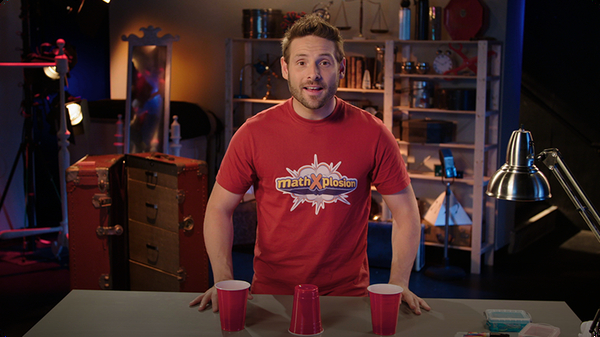 mathXplosion: Magic Cups