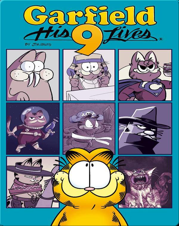 Garfield Vol. 9