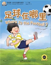 我的第一本中文故事书:足球在哪里