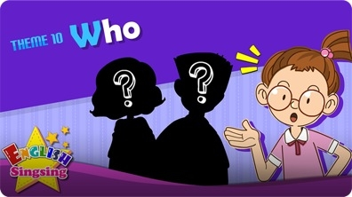 Who - Introducing family or friend