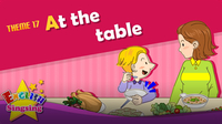 At the Table - Help Yourself