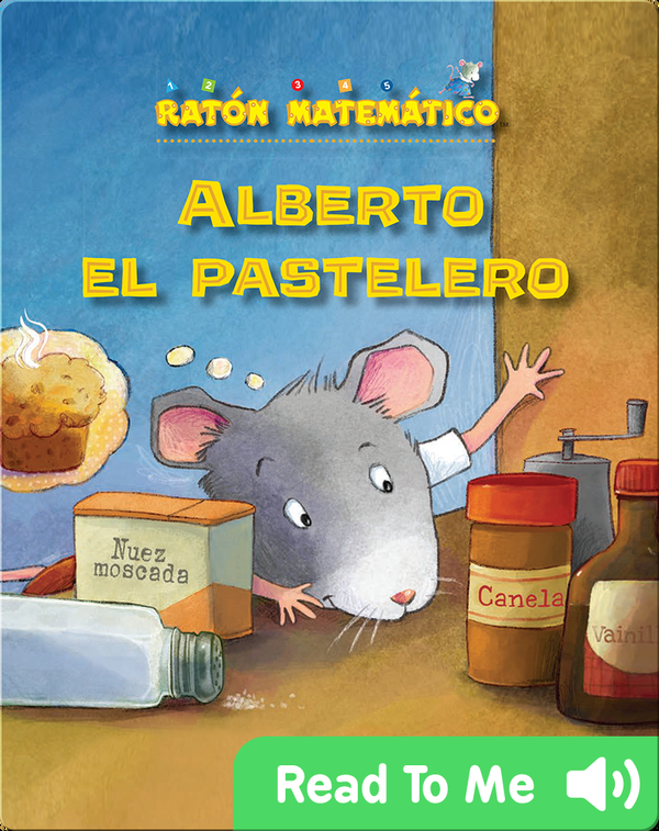 Alberto el pastelero