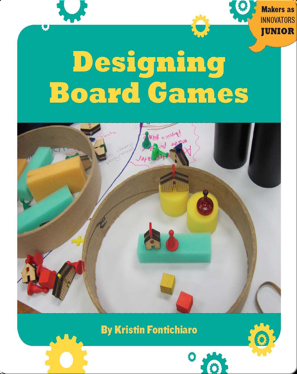 Designing Board Games