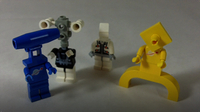 How To Build LEGO Aliens