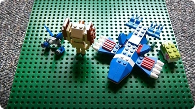 How to Build: Lego Pokemon - Latios, Regirock, Kyogre, Shaymin