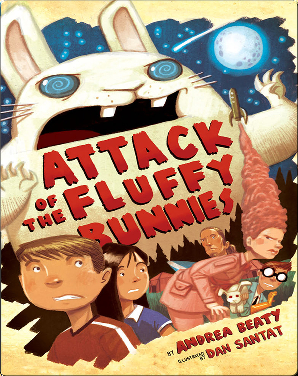Attack of the Fluffy Bunnies