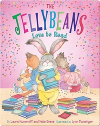 Jellybeans Love to Read
