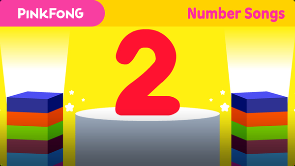 (Number Songs) Count by 2s