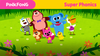 Super Phonics - Pinkfong's Song (ng)