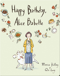 Happy Birthday Alice Babette