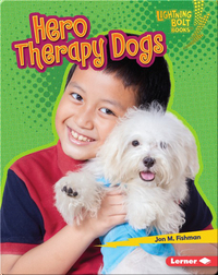 Hero Therapy Dogs