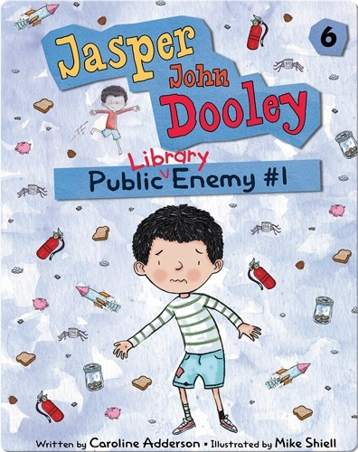 Jasper John Dooley: Public Library Enemy #1