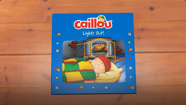 Caillou: Lights Out
