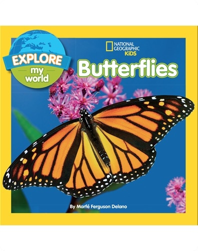 Explore My World Butterflies