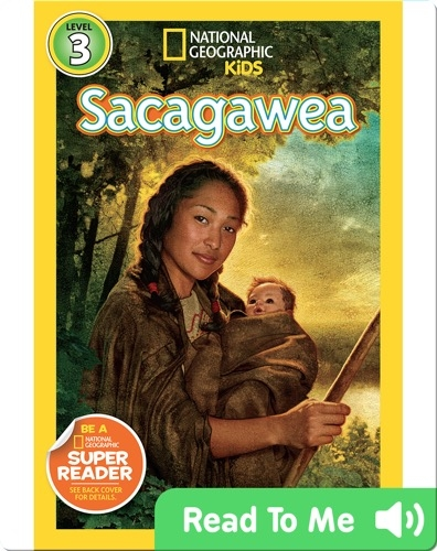 National Geographic Readers: Sacagawea